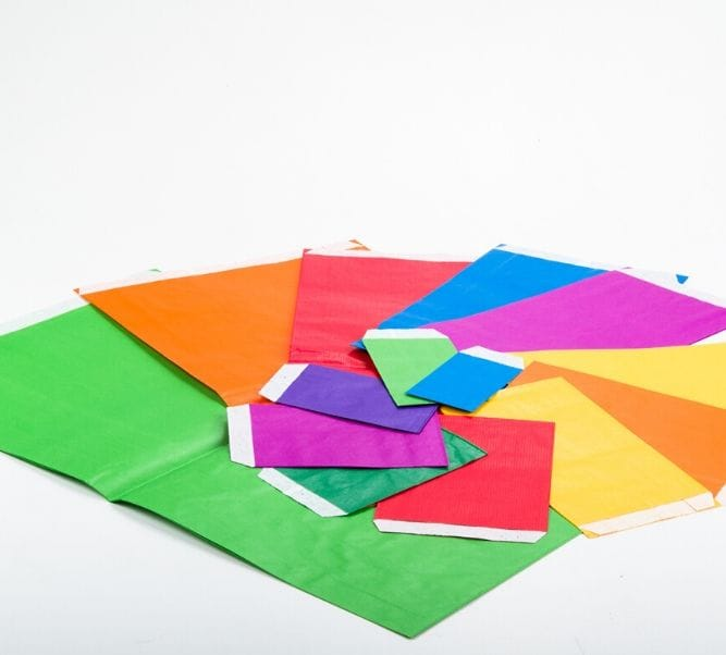 Sobres de papel para cartas