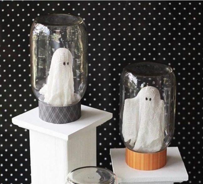 Ideas para decorar una tienda en Halloween