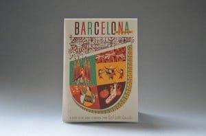 Plano creativo de Barcelona