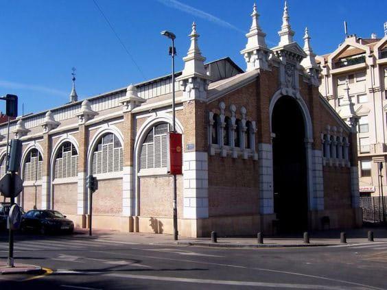 Mercado de abastos de Murcia