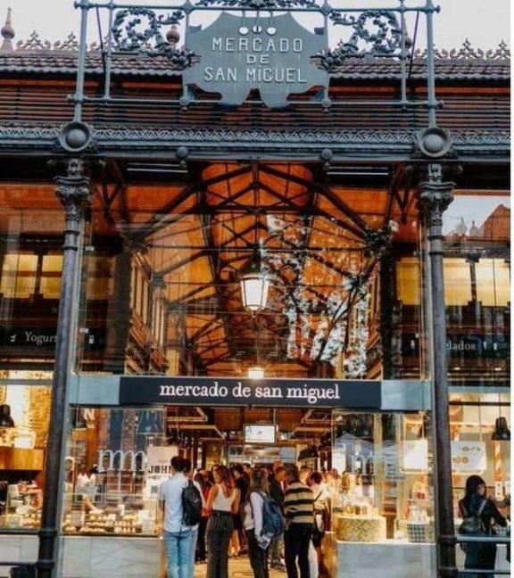 Mercado de abastos Comunidad de Madrid
