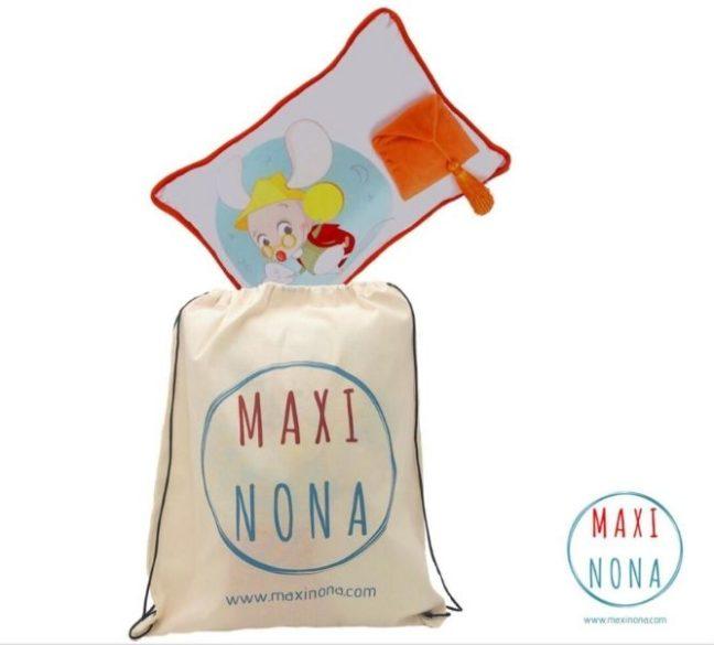 Personalizar mochila de algodón