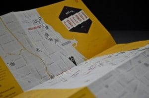Mapa creativo de Chicago