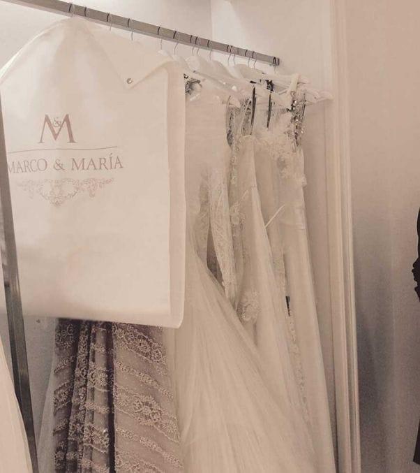 Fundas para vestidos de novia al por mayor