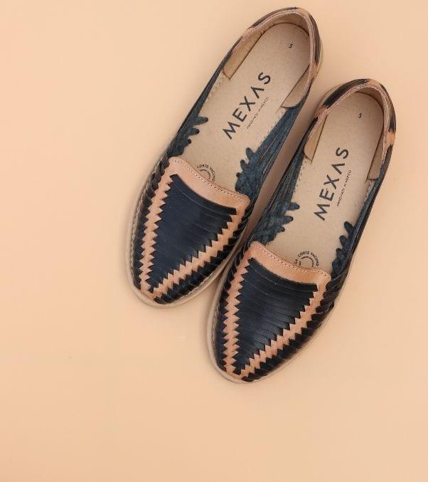 Proyecto artesanal de zapatos