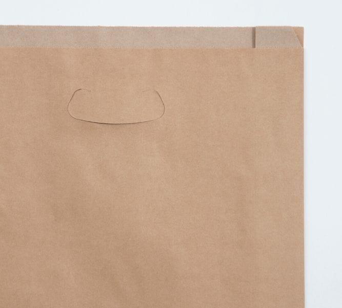 Bolsas de papel color marrón venta
