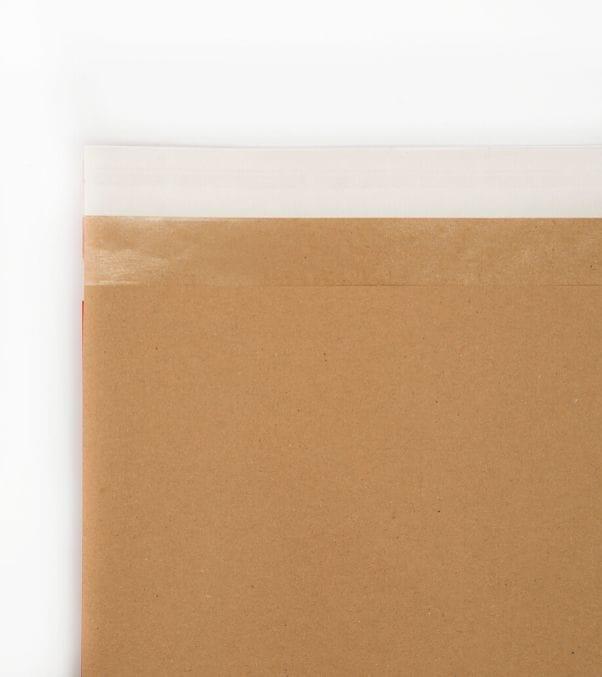 Sobres de papel con cierre