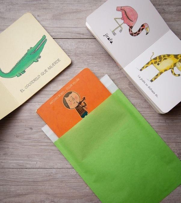 Sobres papel ecológico
