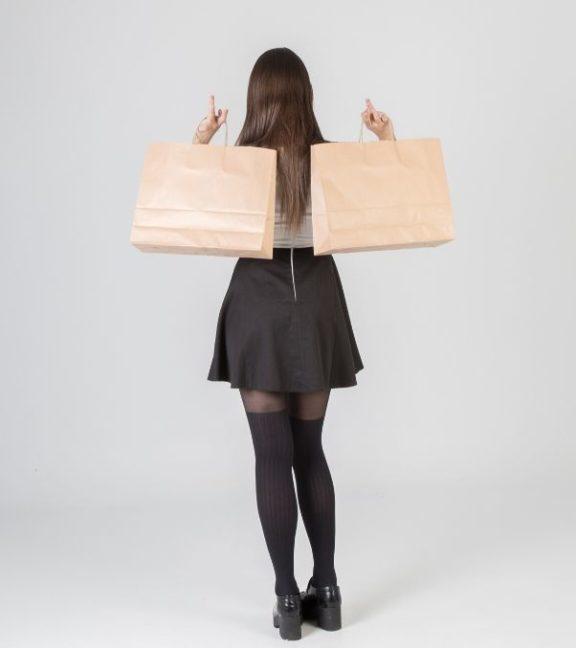 Comprar packaging papel