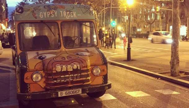 The gypsy truck