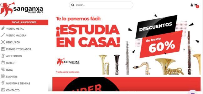 Instrumentos musicales comprar online