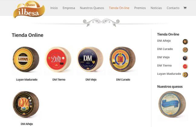 Mejor tienda de quesos online