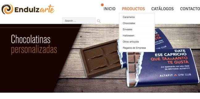 Comprar dulces online