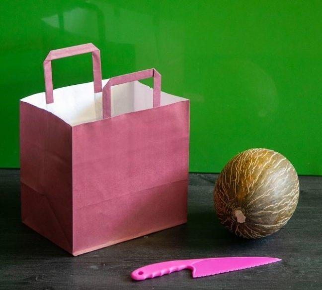 Bolsas de papel personalizadas para negocio