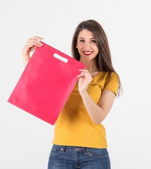 Beneficios de la bolsa de tela