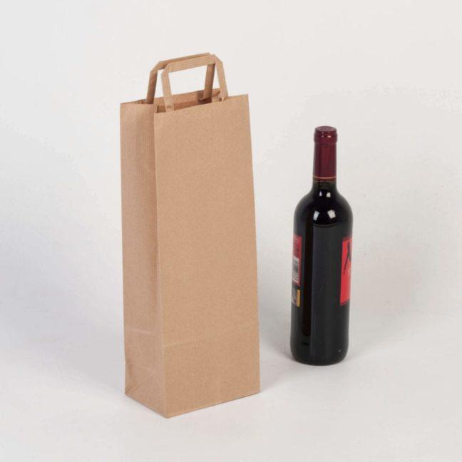 Conseguir bolsas para botellas baratas