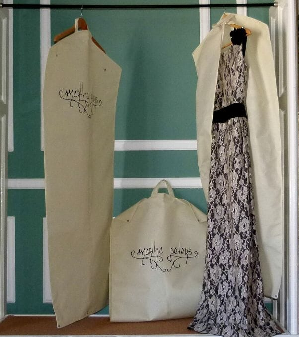 Guardatrajes para vestidos largos