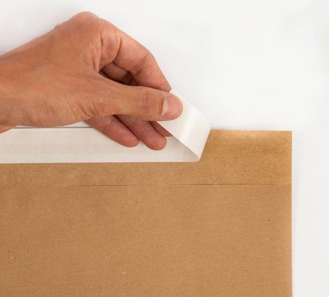 Donde comprar sobres adhesivos