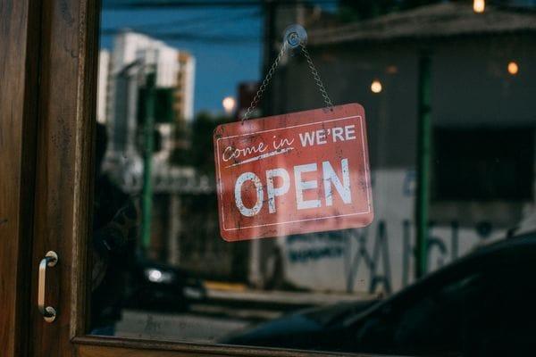 abrir un comercio
