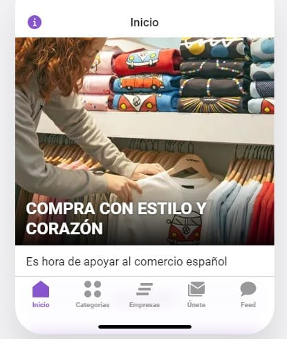 Tiendas online para comprar