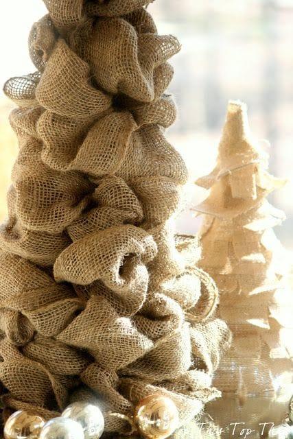 árbol de navidad muy original
