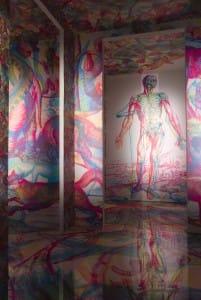 pared con arte