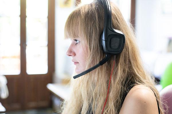Atención al cliente por videollamada