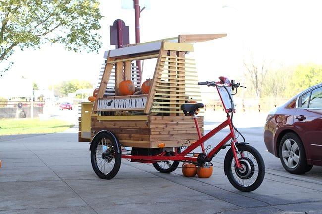 Bicicleta tienda