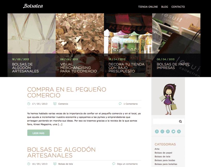 El blog de Bolsalea