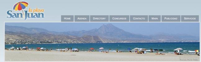 blog playa de sanjuan