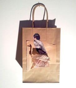 bolsas de papel para decorar