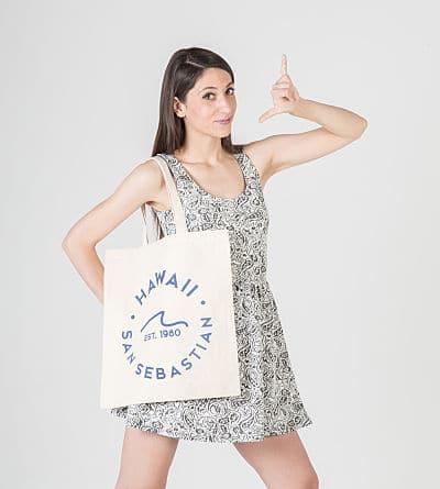 compra algodón ecológico personalizada