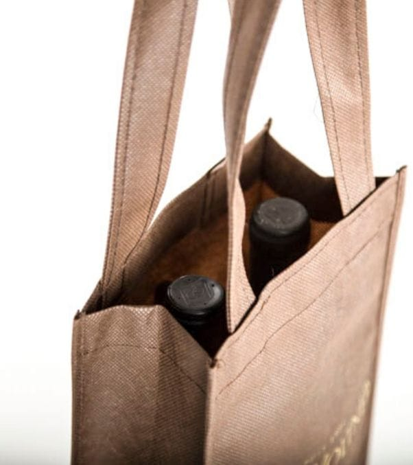 Bolsa resistente para botella