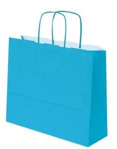 bolsas azules
