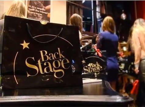 bolsas de lujo backstage