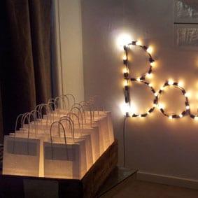 bolsas de papel decorativas
