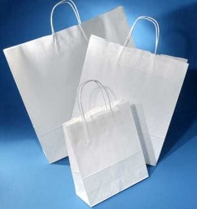 venta de bolsas de papel
