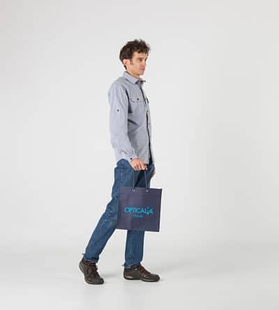 bolsas de tela reciclable