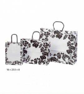 bolsas decoradas pequeñas