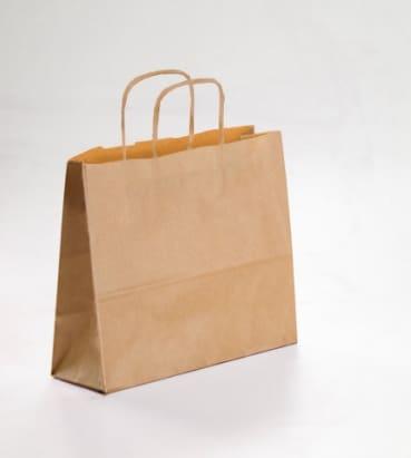 bolsas de papel en  pocos días