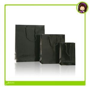 bolsas negras plastificadas