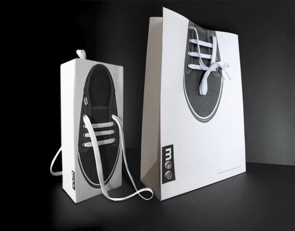 Bolsas originales para zapatillas