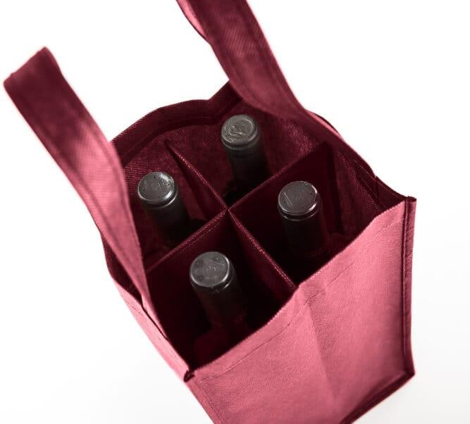 Bolsas de pape para botellas