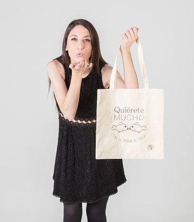 bolsas de algodón para eventos o ferias