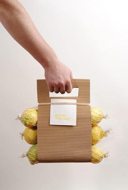 bolsas para limones