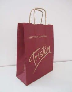 bolsas de papel para mercerias