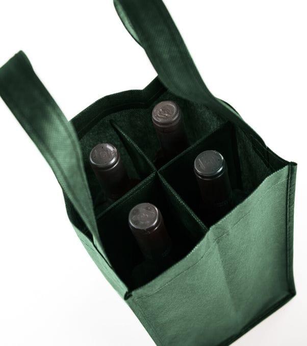 Bolsa para transportar botellas