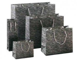 bolsas de papel para joyerías