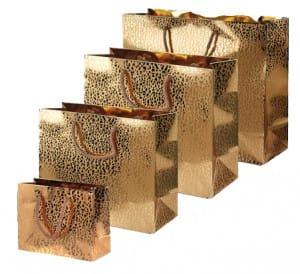 joyerías bolsas de papel
