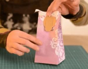 Cómo hacer una bolsa de papel